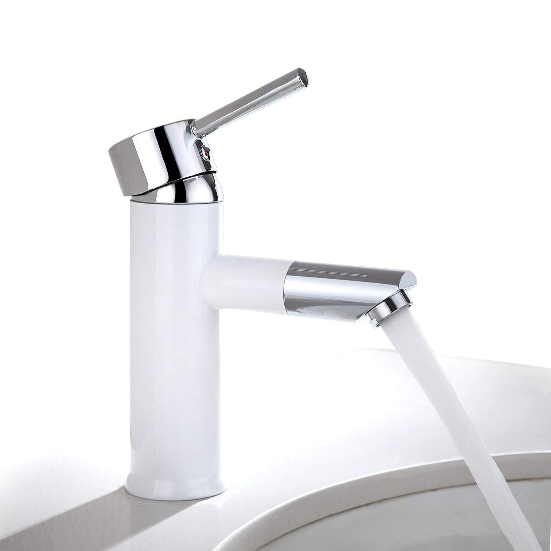 Homelody 360° drehbar Auslauf Badarmatur Waschtischarmatur
