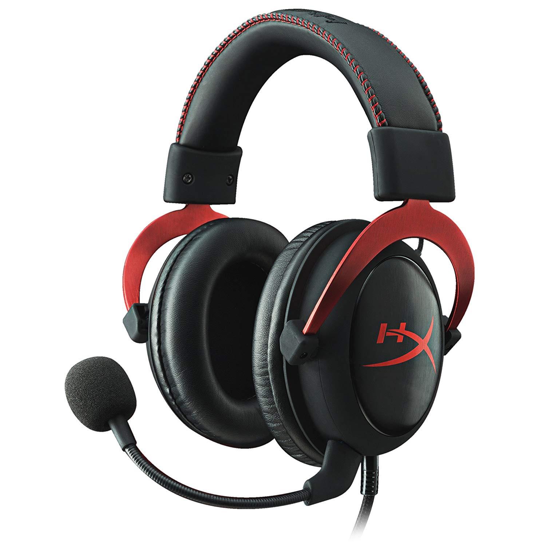 Kingston HyperX Cloud II Gaming Kopfhörer
