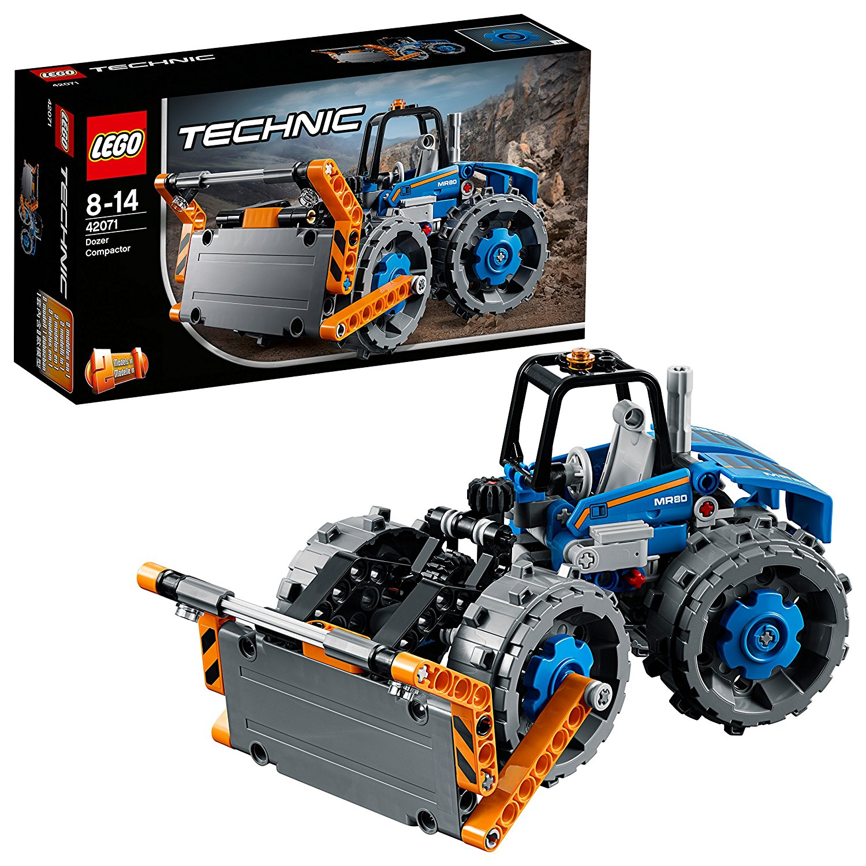 LEGO Technic 42071 – Raddozer Set für geübte Baumeister