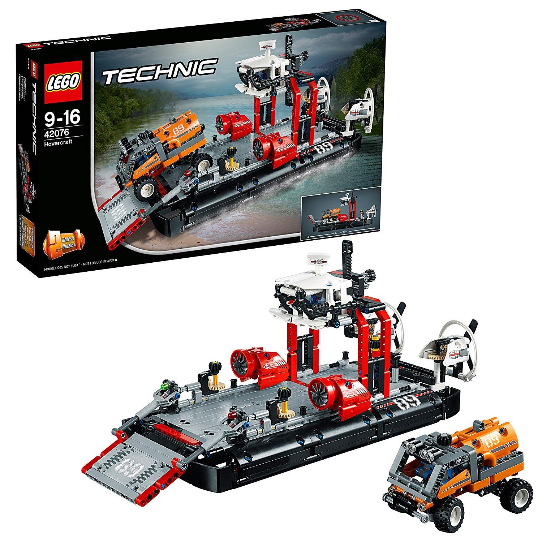 LEGO Technic 42076 – Luftkissenboot