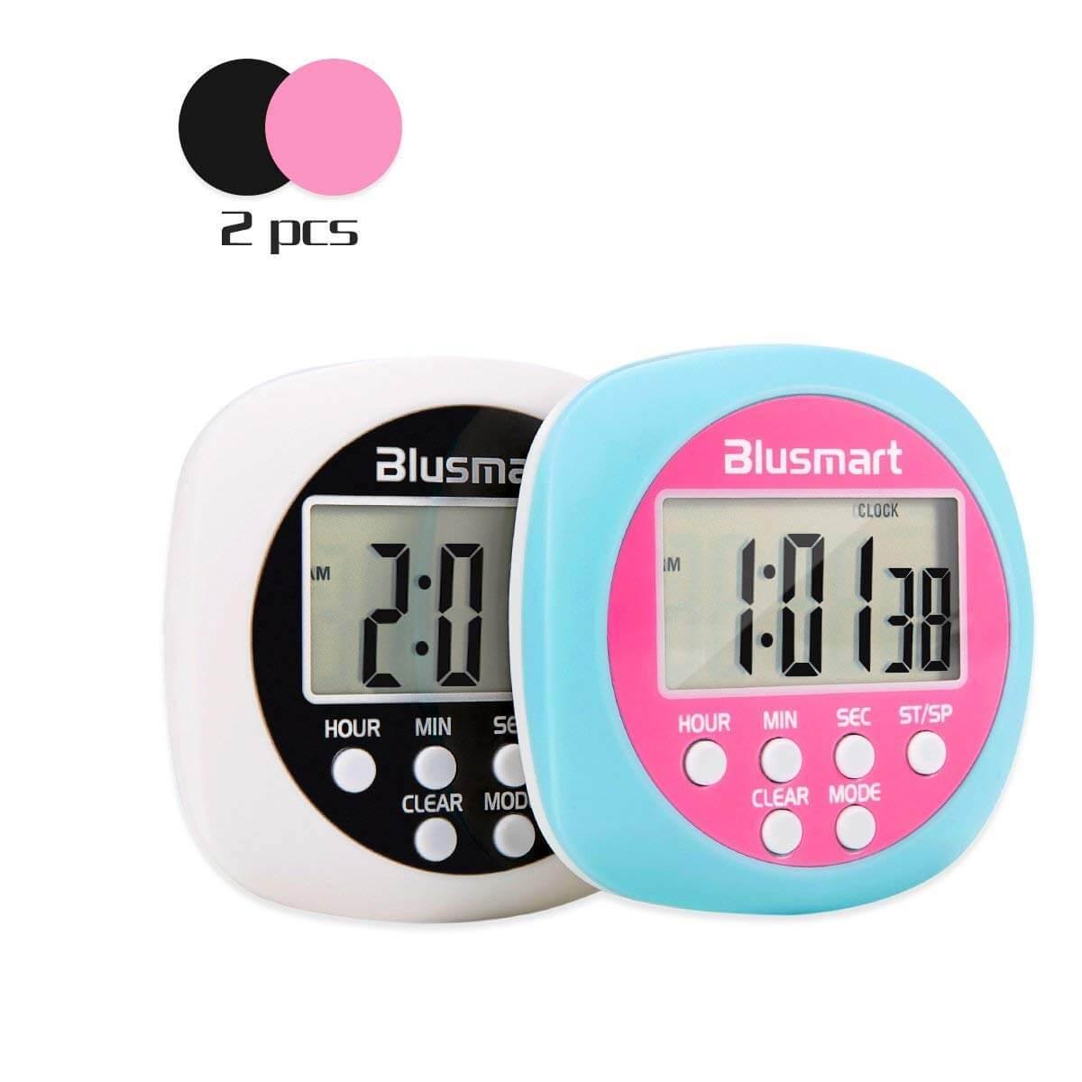 Blusmart Digitaler Küchentimer Uhr
