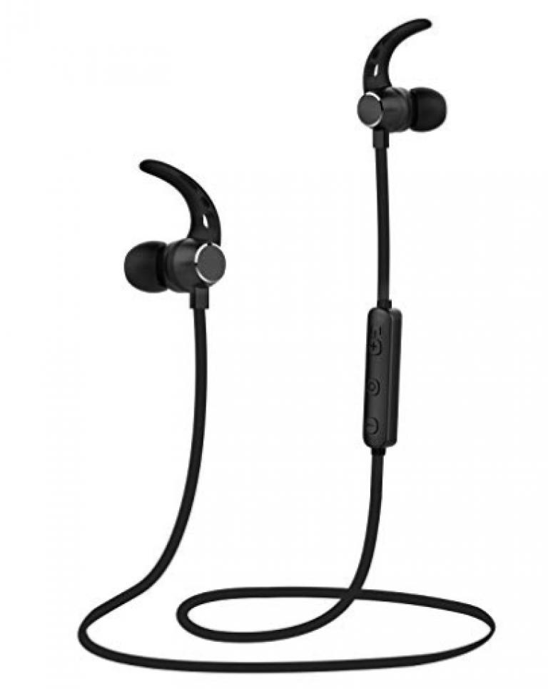 Bluetooth Kopfhörer Sport Stereo Headset Schweißbeständig Kopfhörer