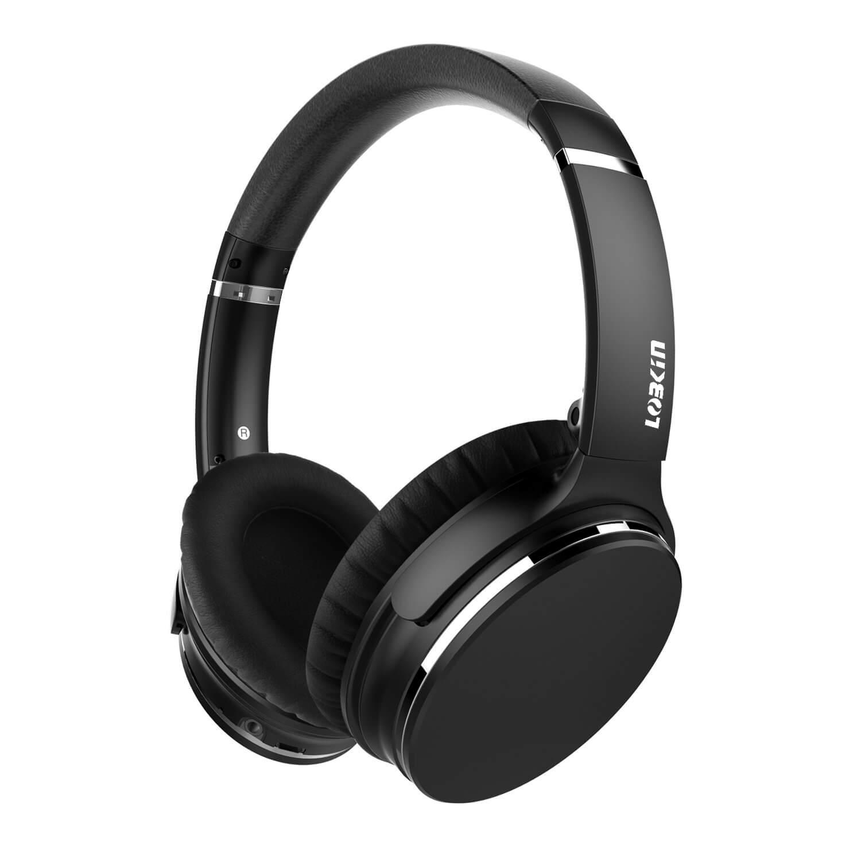 Aktiver Noise Cancelling Bluetooth Kopfhörer mit Mikrofon