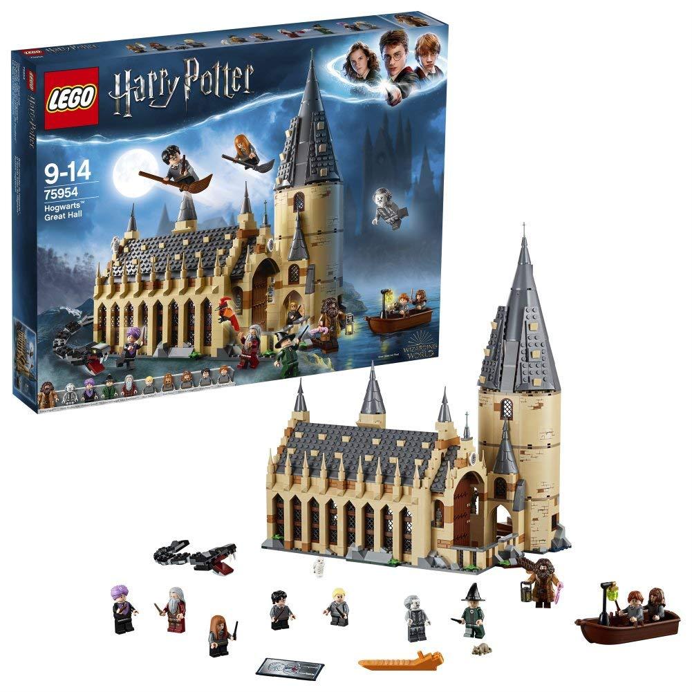 LEGO Harry Potter – Die große Halle von Hogwarts
