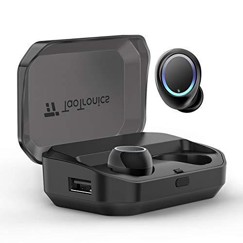 Bluetooth Kopfhörer Kabellos In Ear V5.0 TaoTronics IPX7 Wasserdicht True Wireless Earbuds TWS Ohrhörer für 34,99€