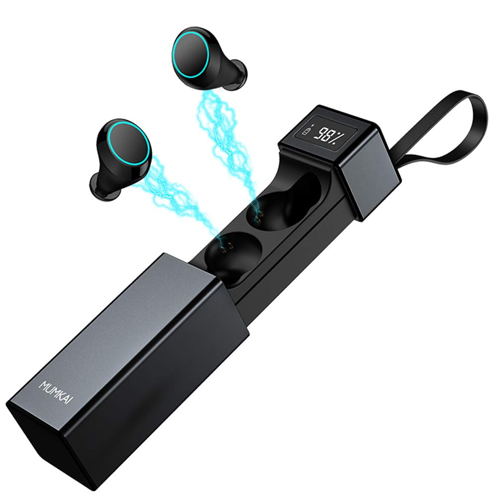 Ruicer True Wireless In Ear Kopfhörer mit Ladestation für 35,99€