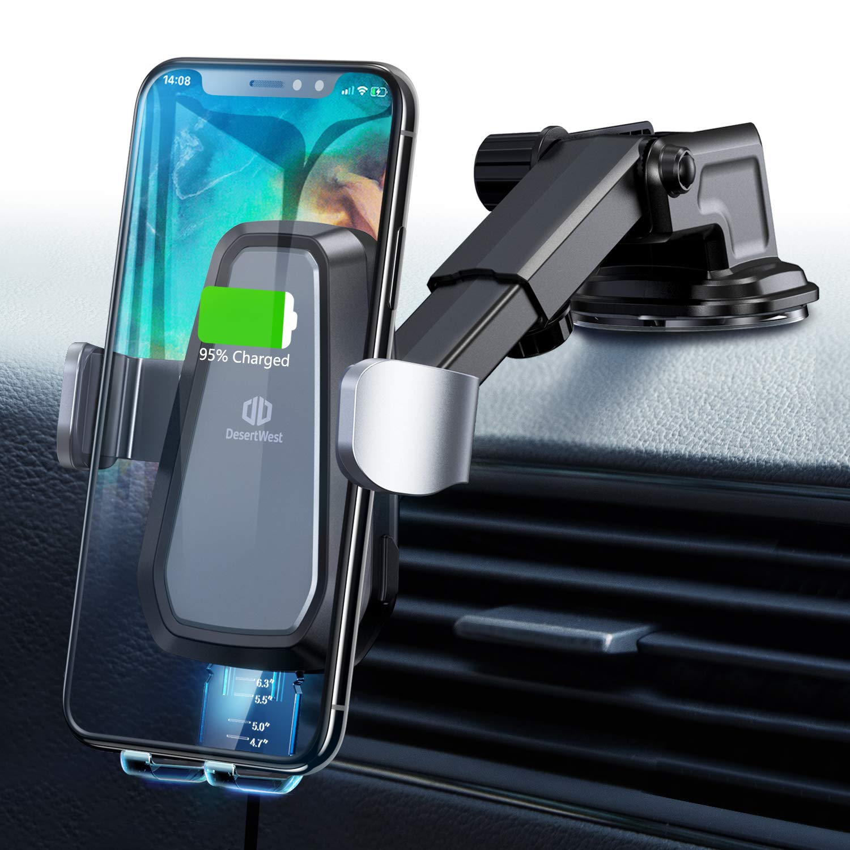 Handyhalterung Auto Wireless Charging : wireless charger auto handyhalterung auto qi ~ Kayakingforconservation.com Haus und Dekorationen