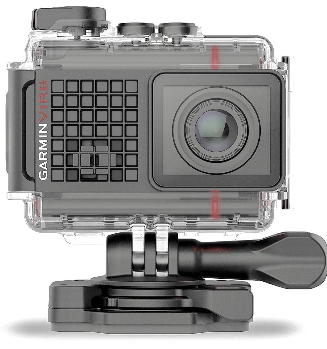 Garmin VIRB Ultra 30 Actionkamera – 4K-HD-Aufnahmen, G-Metrix, Touchscreen, Sprachsteuerung