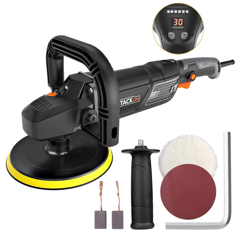 Tacklife 1500W Poliermaschine für 49,99€ inkl. Versand