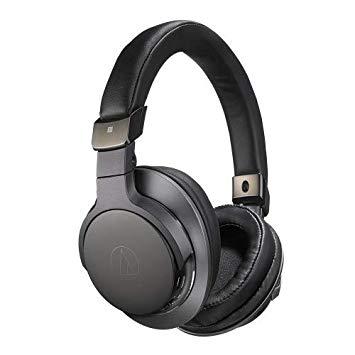 Audio-Technica ATH-AR5BTBK Hochauflösender, drahtloser Over-Ear-Kopfhörer