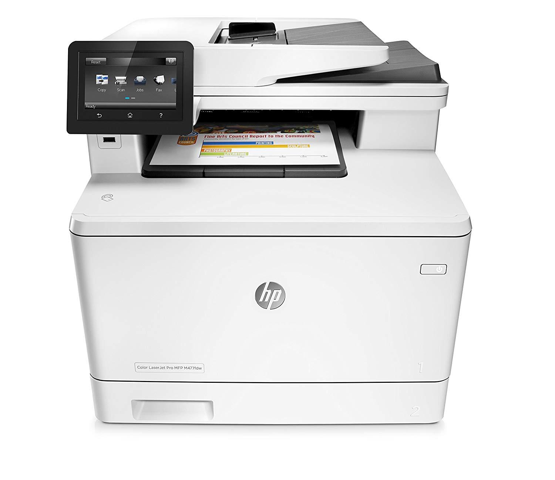 HP Color LaserJet Pro M477fdw Farblaserdrucker Multifunktionsgerät