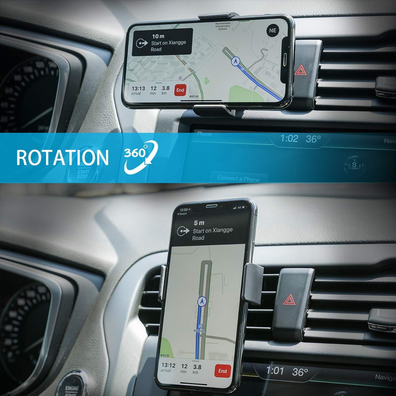 Lamicall Handy Autohalterung, Auto Vent Halterung