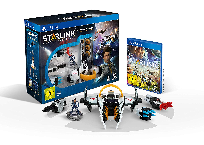 Starlink Starter Pack – [PlayStation 4]