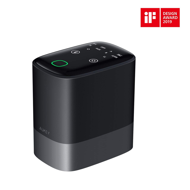 AUKEY Bluetooth 5.0 Transmitter Empfänger 2-in-1