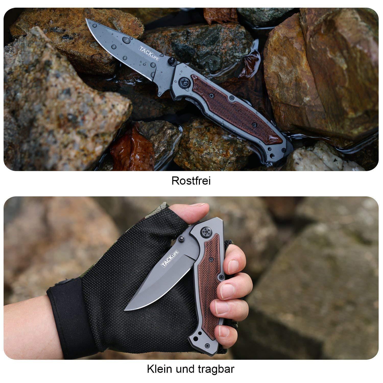 TACKLIFE FK01 Klappmesser-Fortgeschrittenes Messer