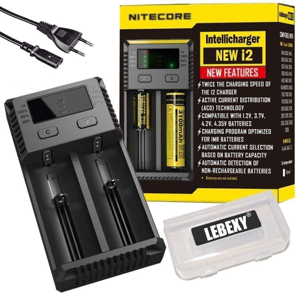 Nitecore NEW i2 Intellicharge Ladegerät