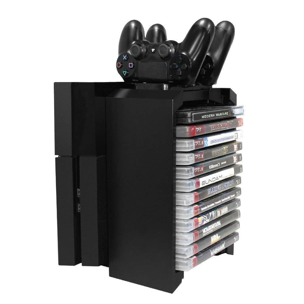 Docooler Multifunktional Ständer-Kit GAMES TOWER + LADESTATION