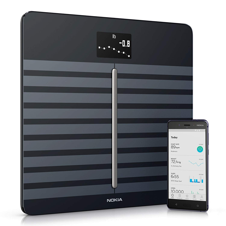 Withings / Nokia Body Cardio – WLAN-Körperwaage