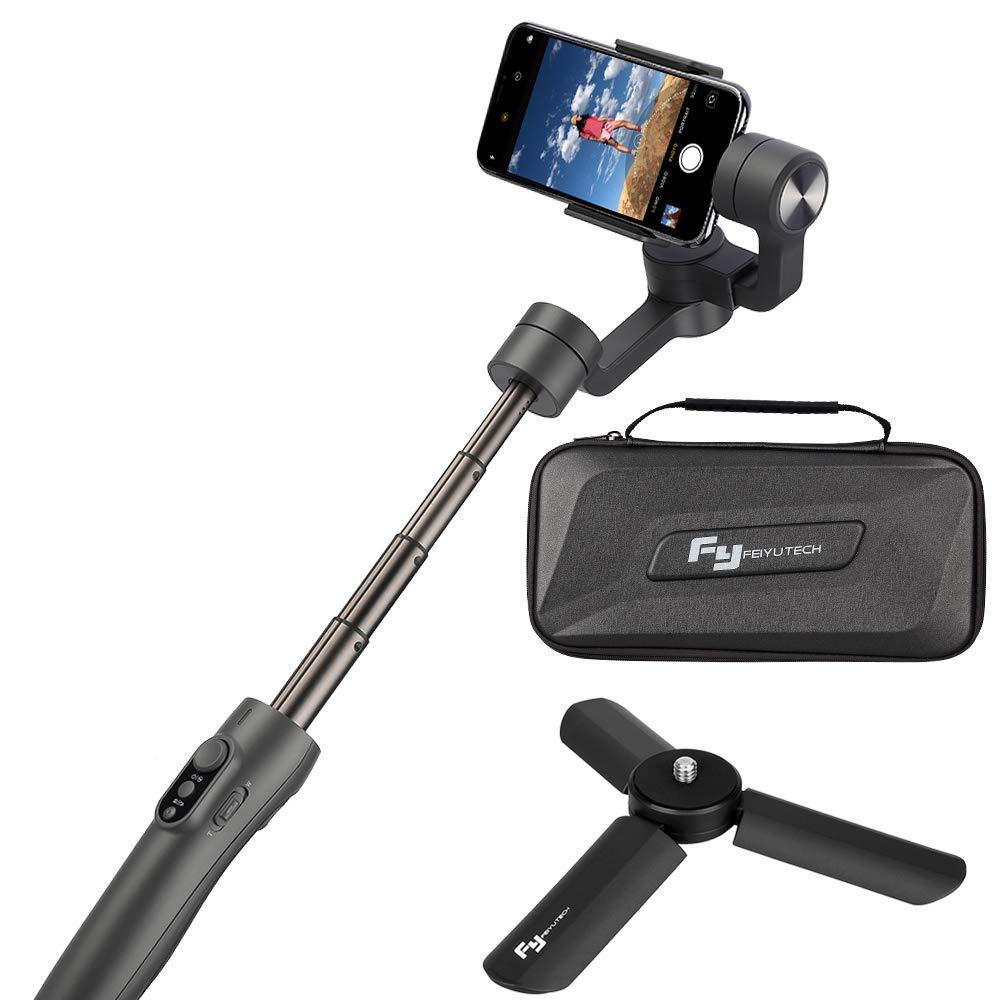 FeiyuTech Vimble 2 3-Achsen Handy Gimbal Stabilisator MAX 7.2″Versenkbar