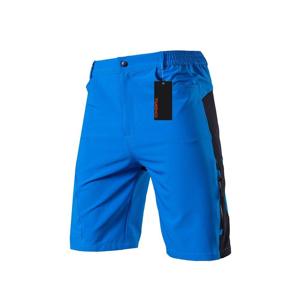 TOMSHOO Radhose oder 3D Gepolsterte Unterhose