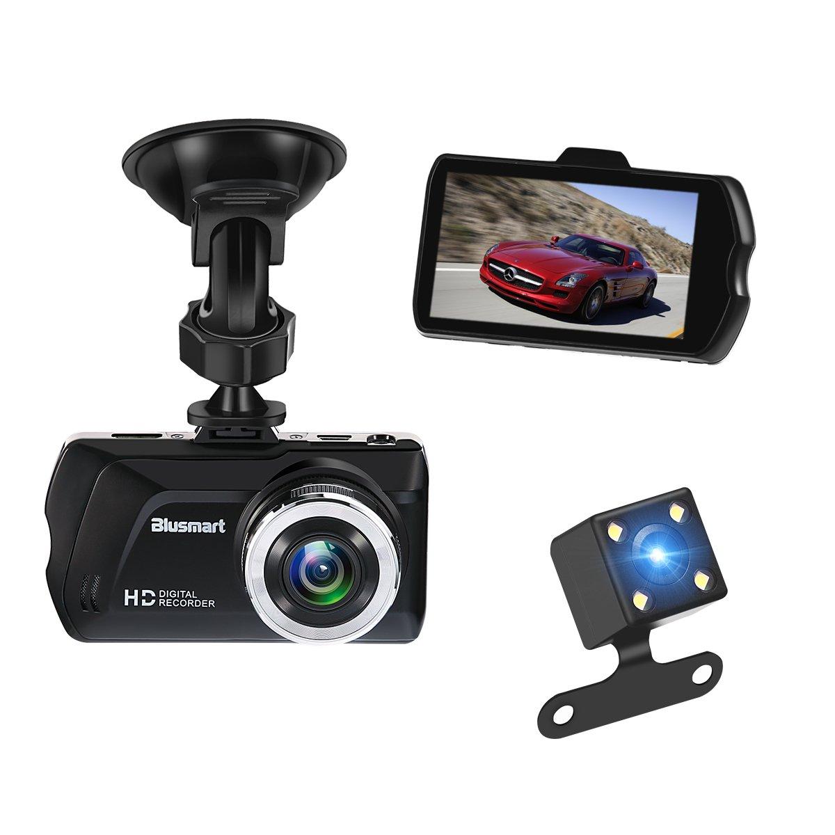 Blusmart 170° weitwinkel Kamera Video Kanal für Rückfahrkamera