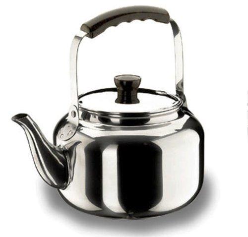 Lacor 68225 Kaffeekanne Pava m Sandwich Boden 2.5 L