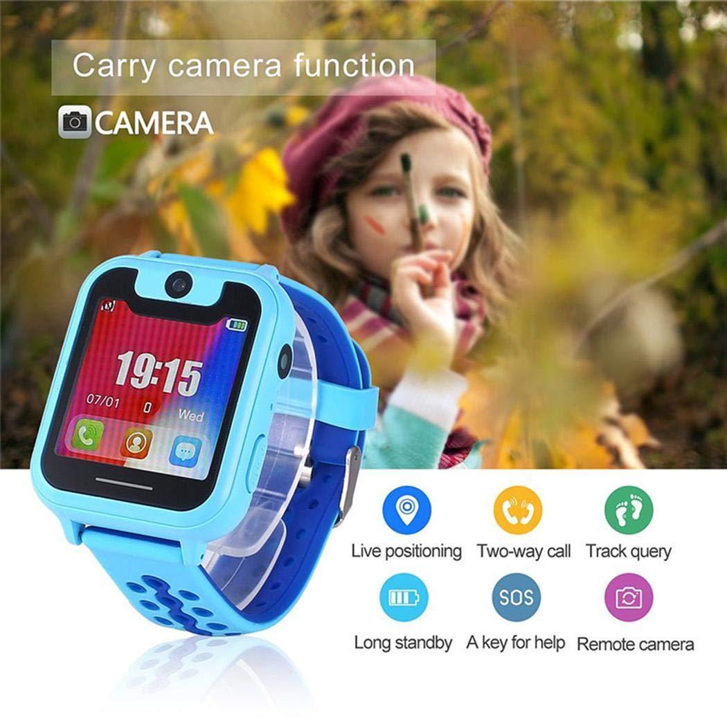 Kinder Smart Watch Phone Kamera Anruf Anti-verlorene SOS