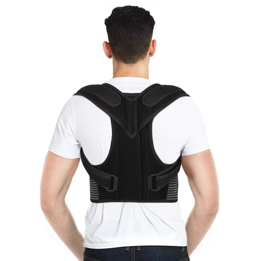 Haltungskorrektur Rücken Damen Orthopädisch und Herren