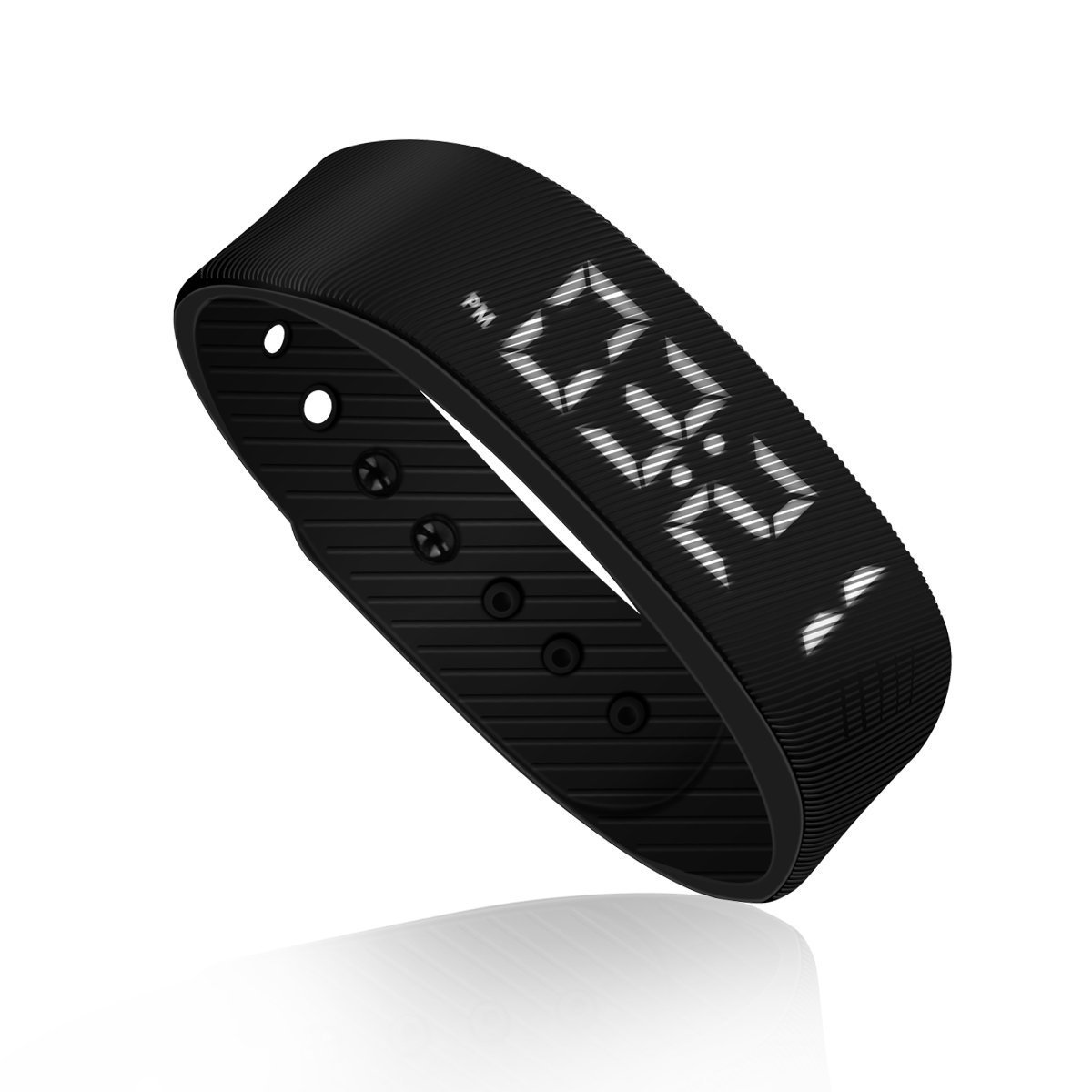 Schrittzähler Pedometer Einfach bedienung Fitness Armband Fitnessarmband