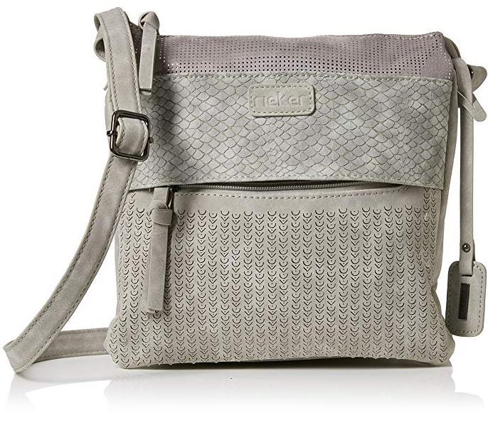 Rieker Accessoires Taschen Reißverschlusstasche H1409-42 grau 421965