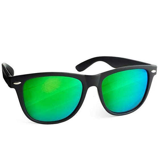 UVprotect Sonnenbrille retro Design Herren und Damen W100