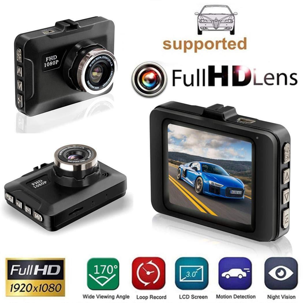 Lieja HD 1080P Mini-Multifunktions-Recorder mit 2,2-Zoll-Display Fahrtenschreiber