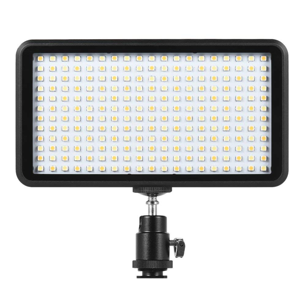6000K dimmbare Beleuchtung Studio Video Foto Pad Panel Lampe LED Licht Beleuchtung