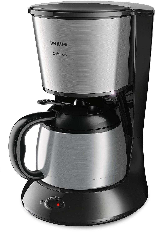 Philips Gaia Filter-Kaffeemaschine mit Thermo-Kanne