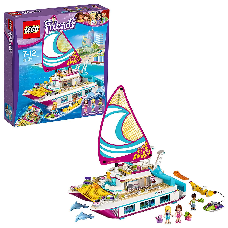 LEGO Friends 41317 – Sonnenschein-Katamaran