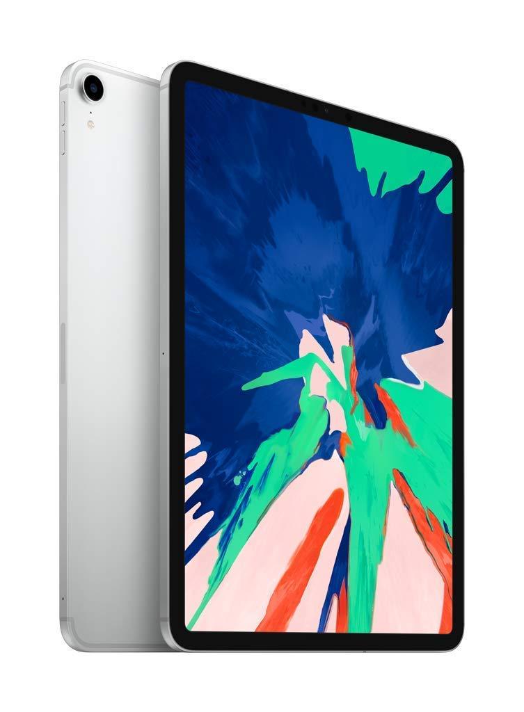 Apple iPad Pro (11 Zoll, Wi‑Fi + Cellular, 1GB) – Silber