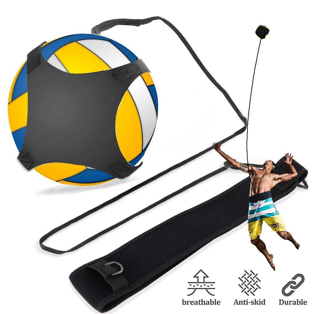PINCOU Fußball/Volleyball-Trainingsgeräte Ball Rebounder Aids