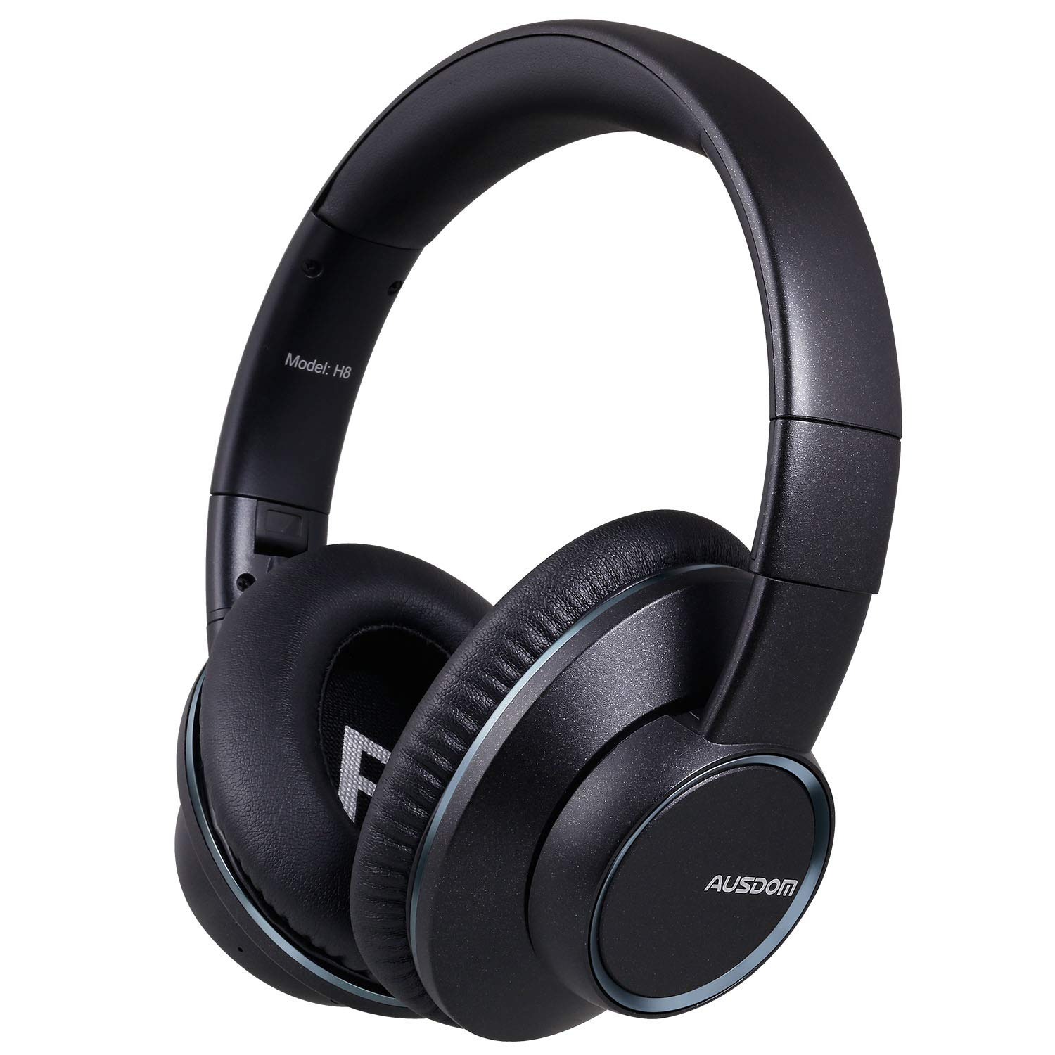AUSDOM H8 Bluetooth Kopfhörer, Wireless Headset Gaming Headset