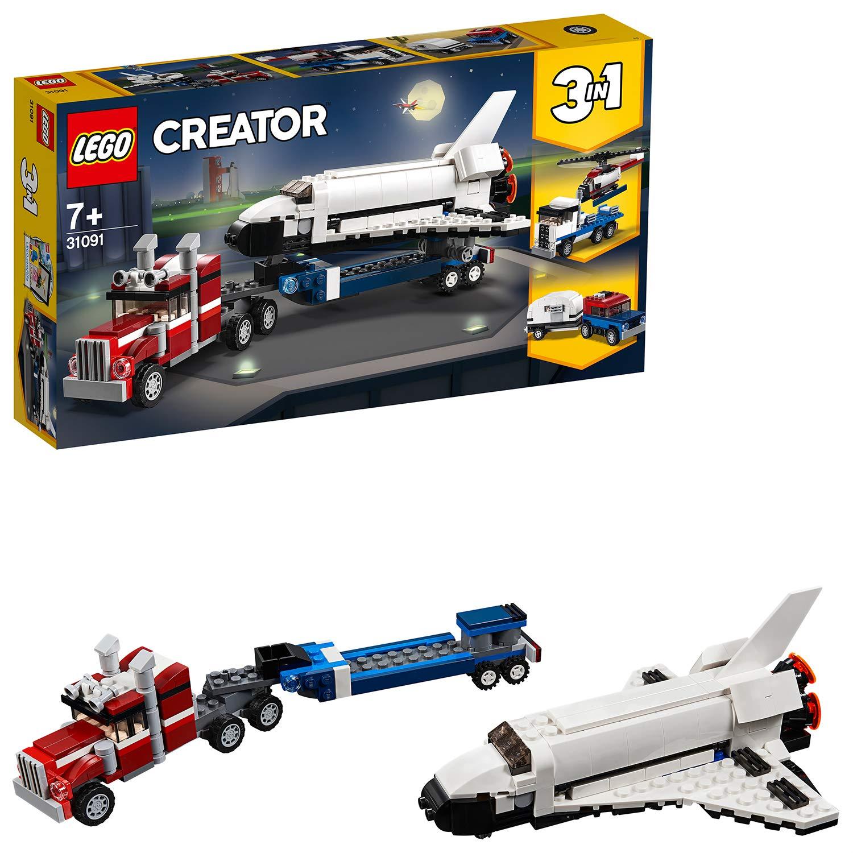 LEGO Creator 31091 – Transporter für Space Shuttle