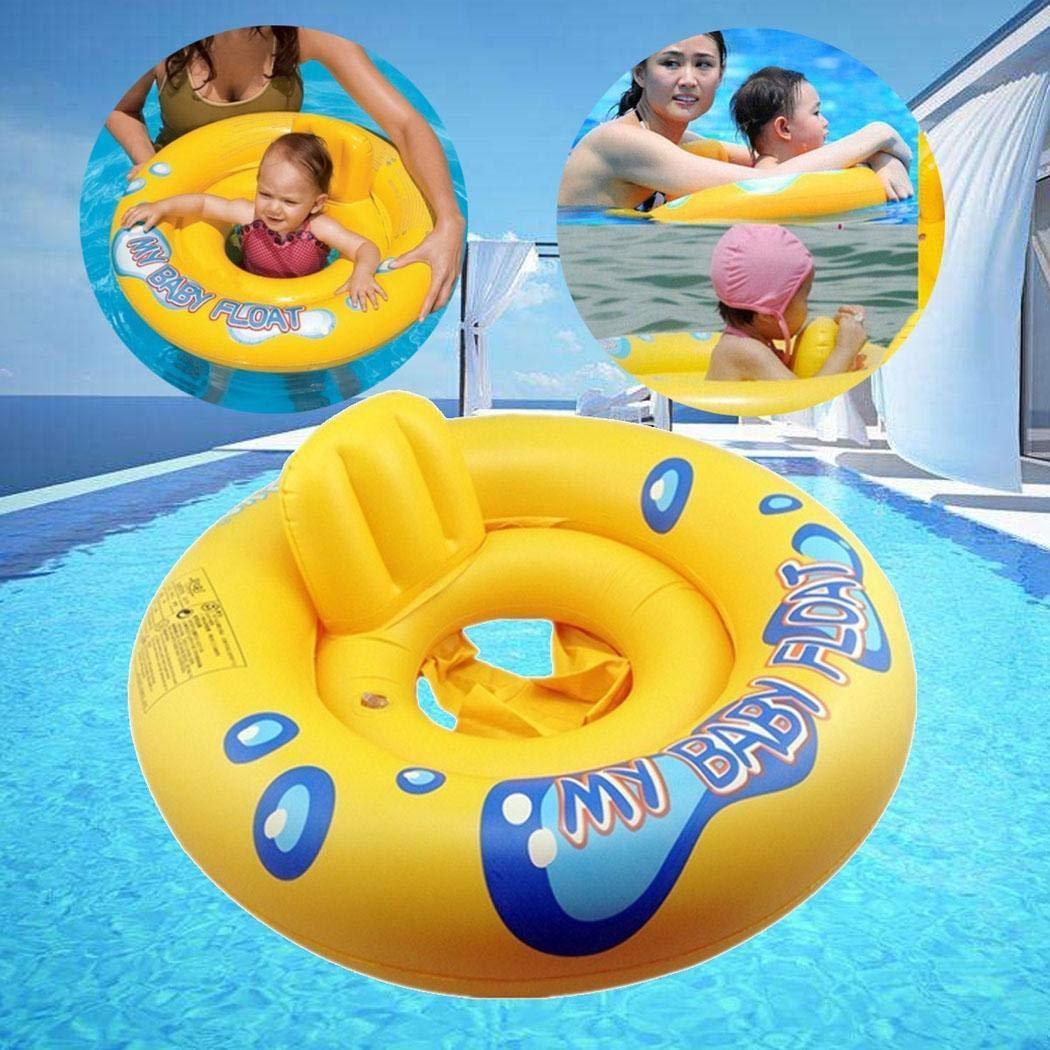 Xixini Baby Swim Kleinkind Float Ring Sitzboot Sicherheit Schwimmen Zubehör