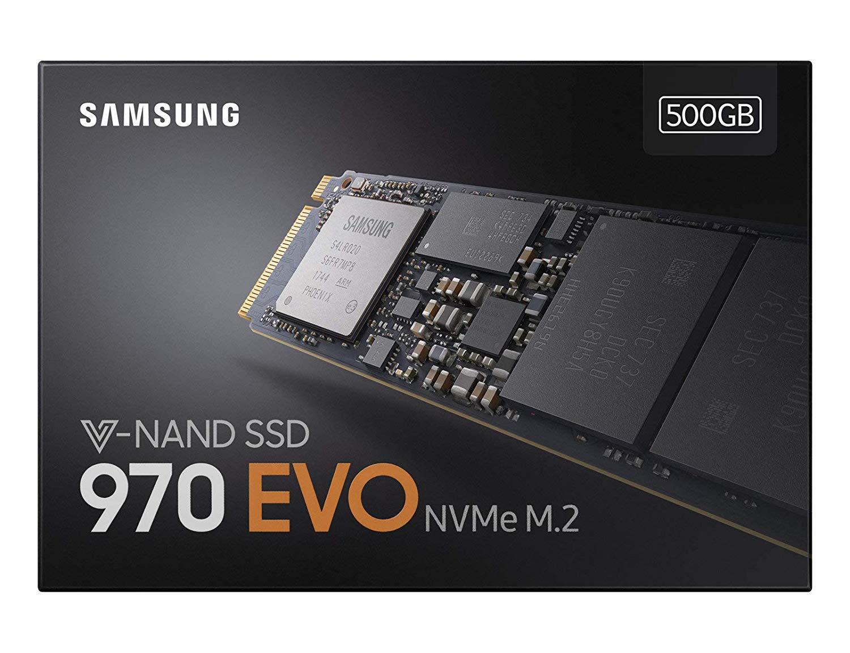 Samsung SSD 970E EVO M.2 NVMe SSD 250 GB