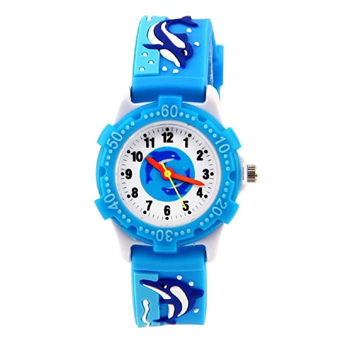 Vinmori Kinder Armbanduhr Jungen und Mädchen