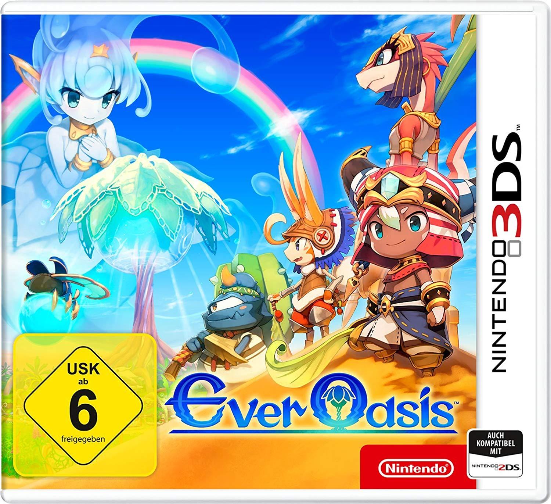 Ever Oasis (3DS) für 19,99€ (Amazon Prime & GameStop)