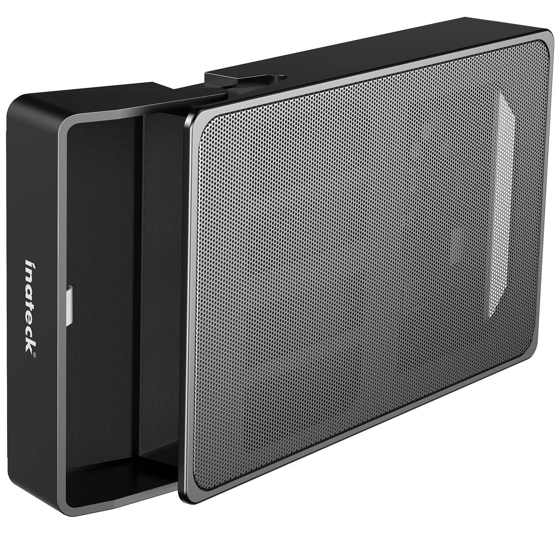 Inateck Festplattengehäuse 3.5 Zoll USB 3.0 mit Metallmaschen für 3.5″ HDD, unterstützt UASP, SA01003