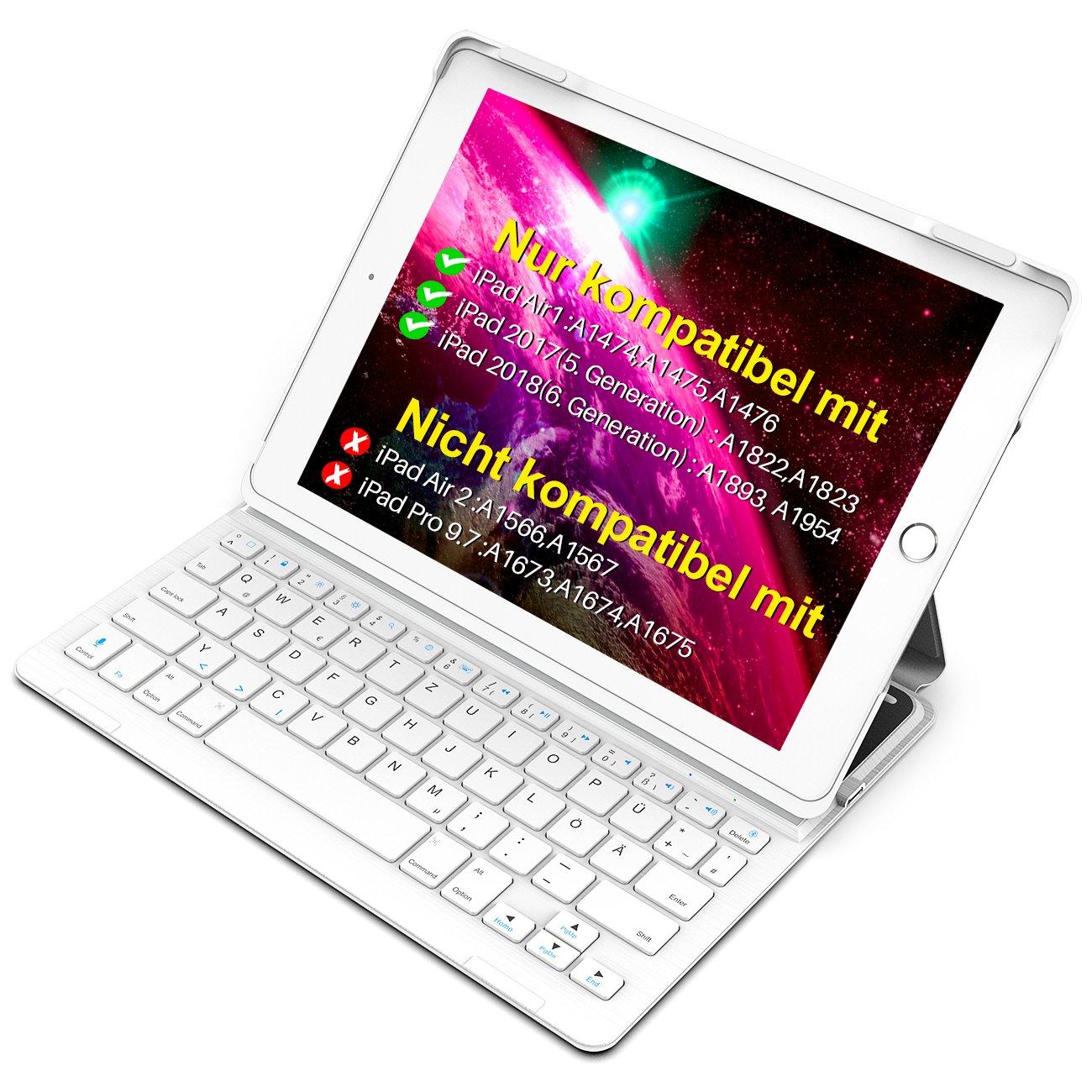 Inateck Ultra Slim Tastatur Hülle