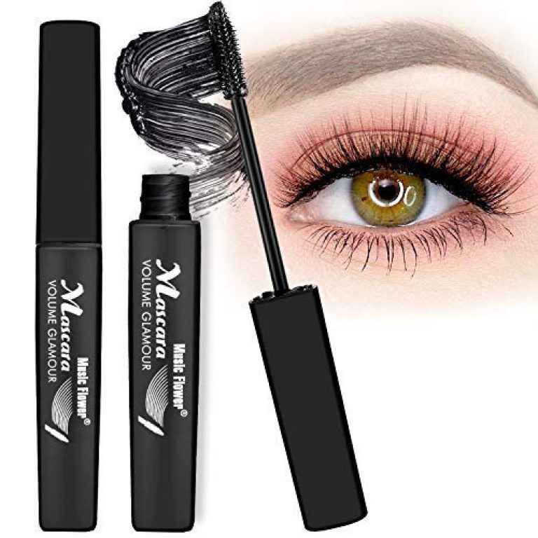 10ml Mascara + 2.5g Fiber DDK 4D Mascara Kit Wimperntusche