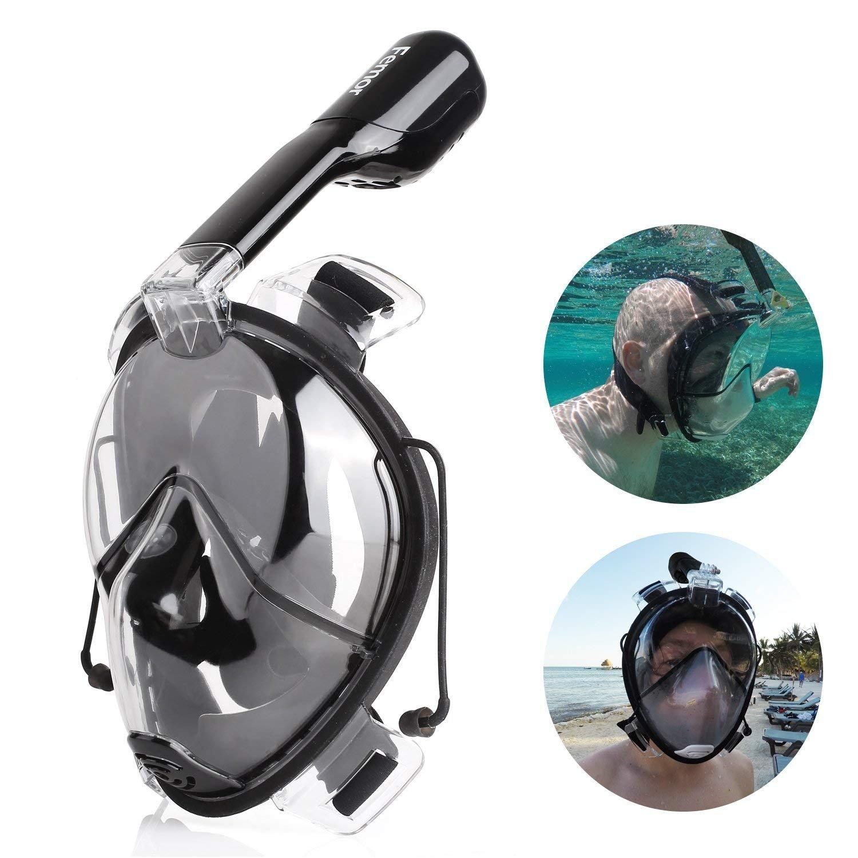 FEMOR Easybreath Tauchmaske Vollgesichtsmaske Unterwasser