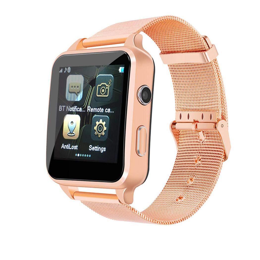 ACECOREE – Bluetooth Smart Watch 1,56 Zoll IPS Touchscreen Bluetooth Sport Uhr Smart Uhr Fitness Tracker