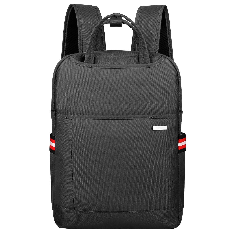 PRASACCO Rucksack Backpack Laptoprucksack für 15.6 Zoll Schultertasche Handgepäck