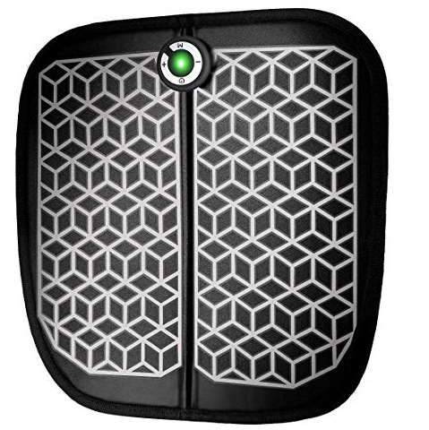 Haofy – Haofy EMS Elektrisch Fußmassagegerät, USB Wiederaufladbare